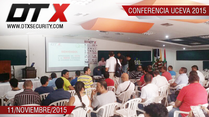 Conferencia DTX Security Unidad Central del Valle