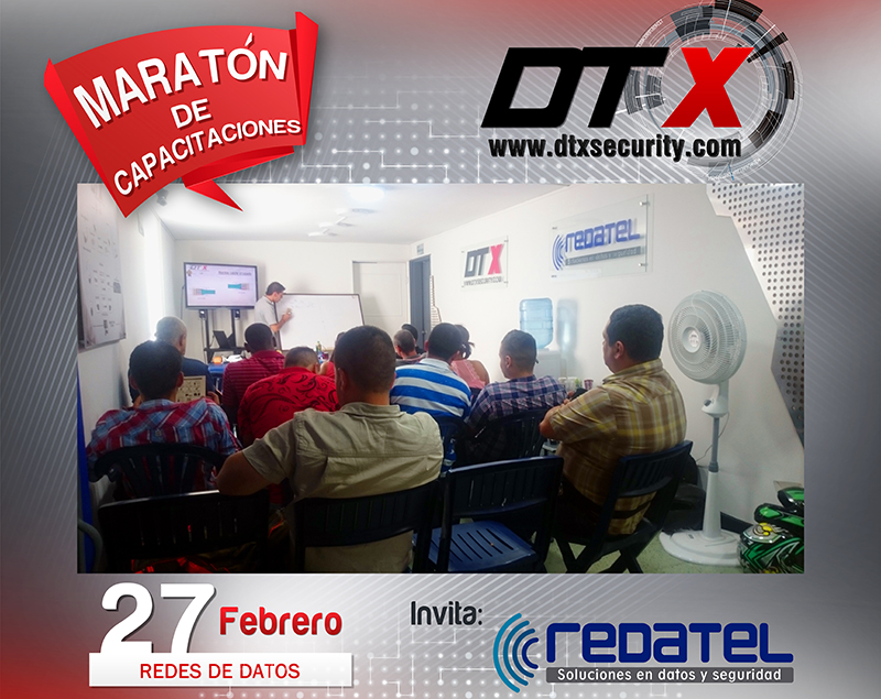 Maratón CCTV DTX Security